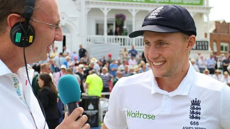 Bbc Sport Live Cricket On The Bbc Test Match Special