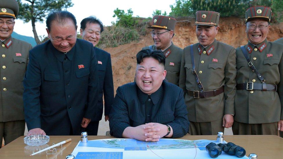 قال كيم جونغ-أون إن الاختبار يؤكد أن جميع أراضي الولايات المتحدة الآن في مدى رمي