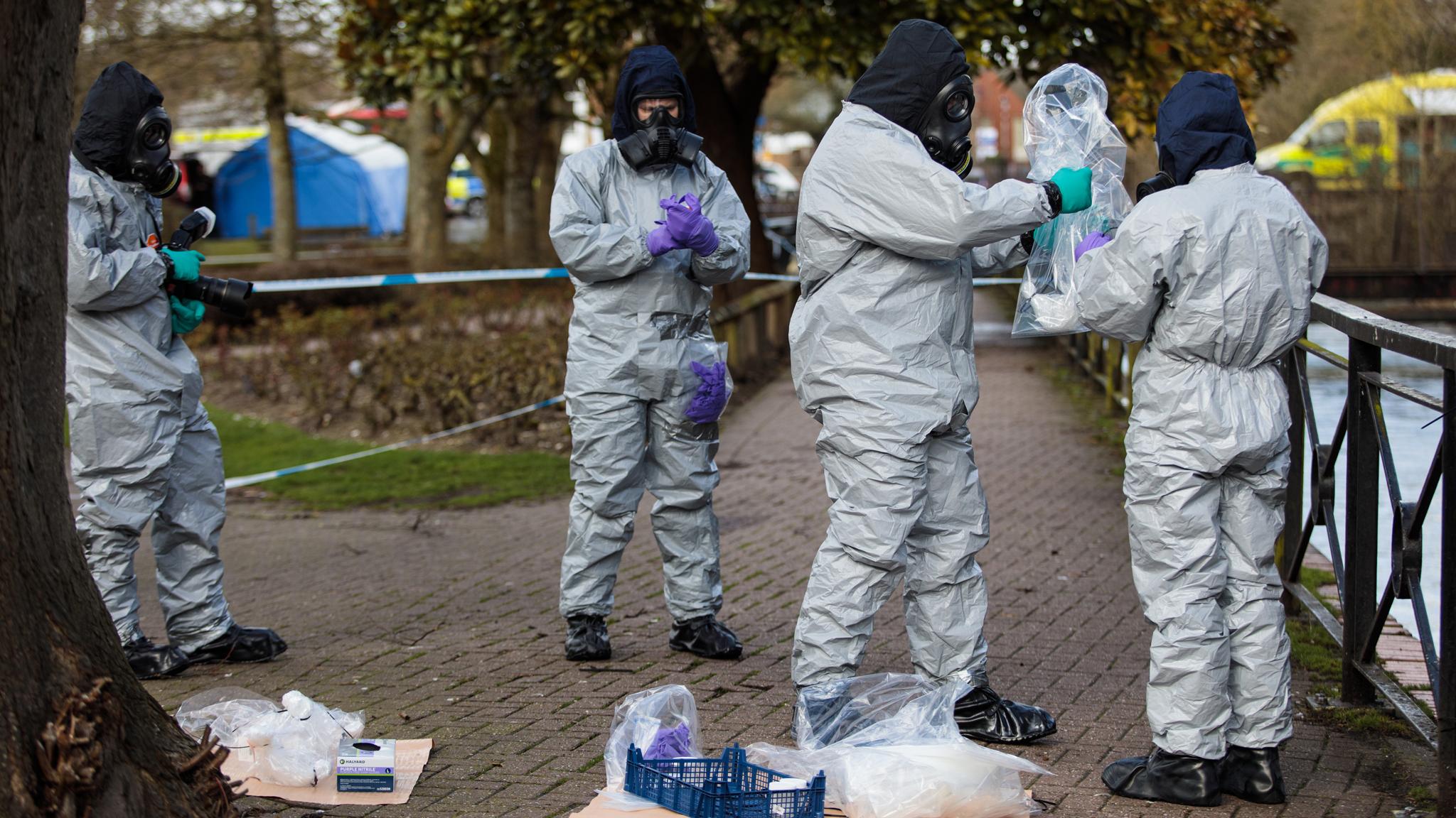 Russian spy: EU offers solidarity over Salisbury poisoning case