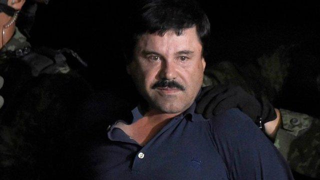 """Juicio a """"El Chapo"""": la reveladora grabación de la negociación entre e ..."""