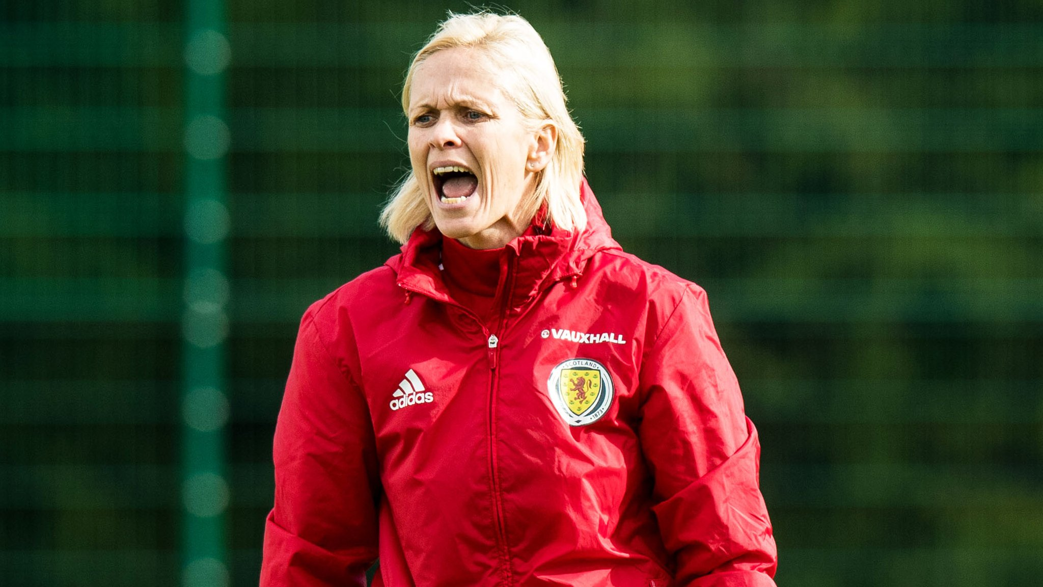 We want to inspire a nation - Scotland boss Kerr