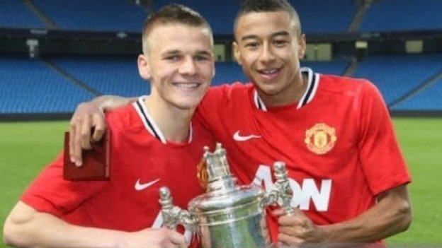 From lining up with Lingard to the barbers - how to get over Man Utd rejection