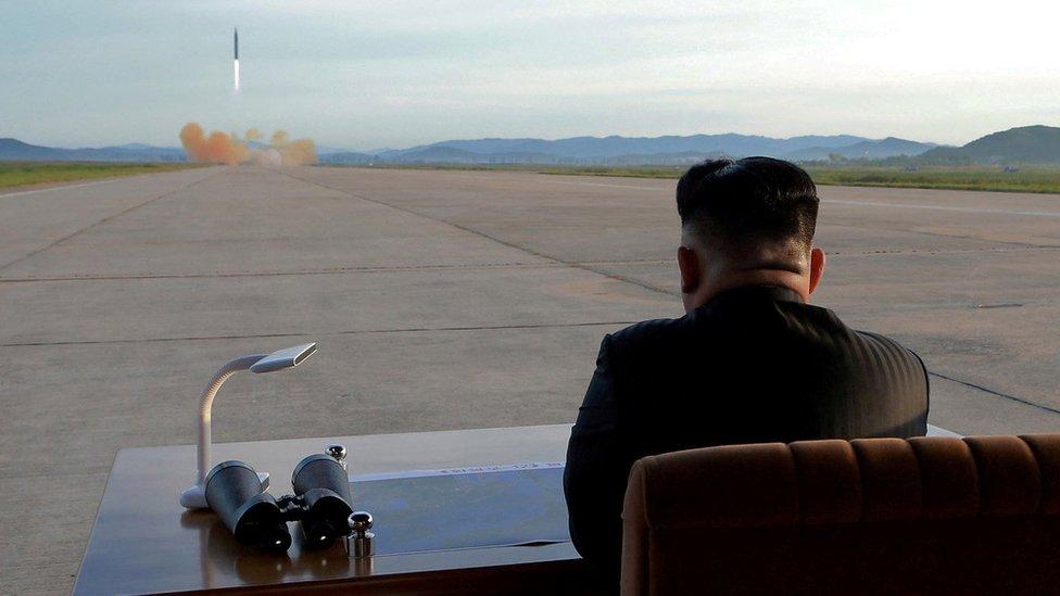 Según Kim Jong-un, Corea del Norte siempre ha estado comprometido con la desnuclearización de la península coreana.