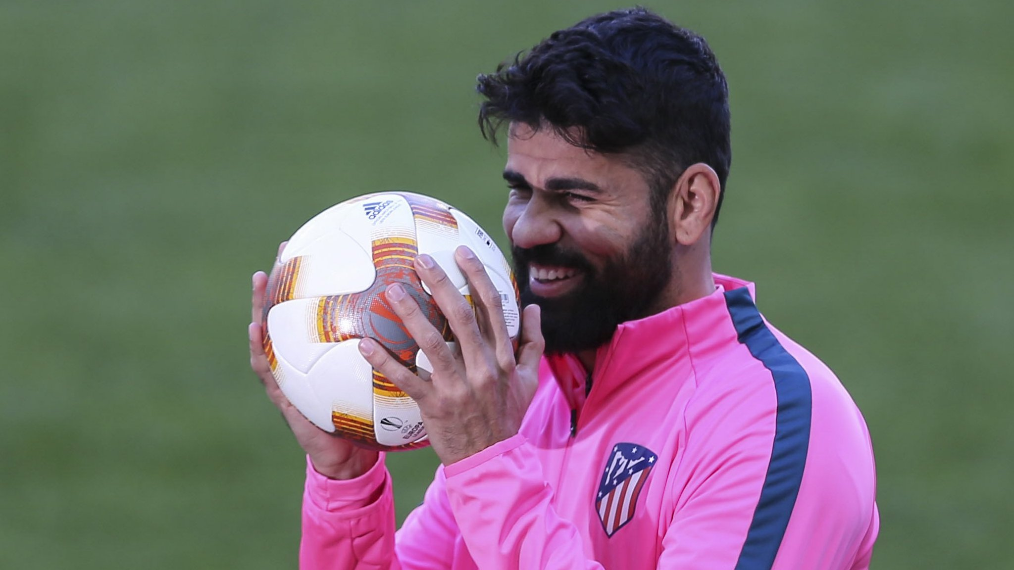 Costa named in Atletico squad for Arsenal tie