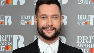 Calum Scott thanks Robyn for Brit nomination