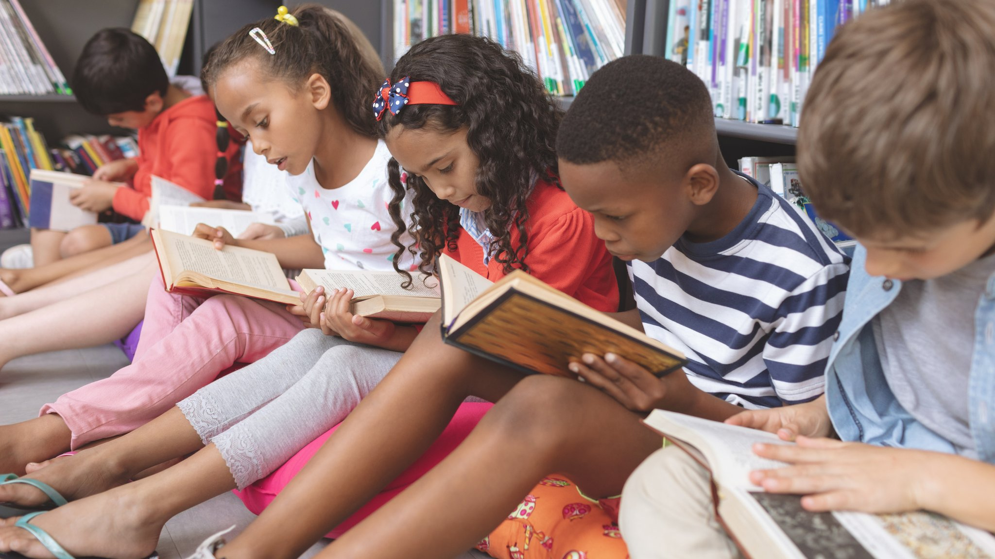 World Book Day: Children aren't reading as much as they ...