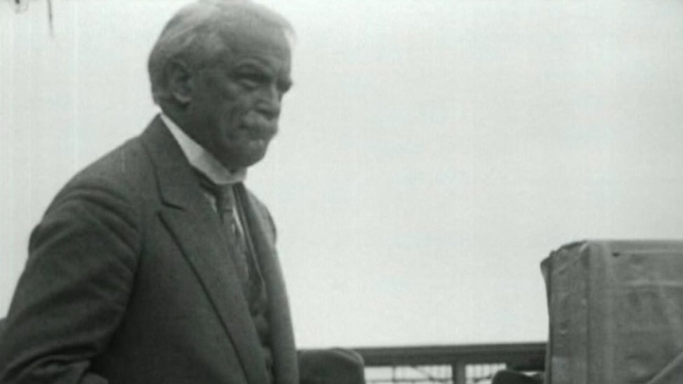 100 years since David Lloyd George became prime minister