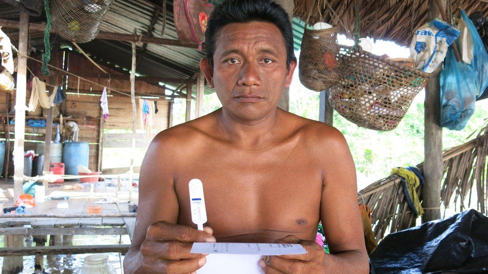 Hombre warao