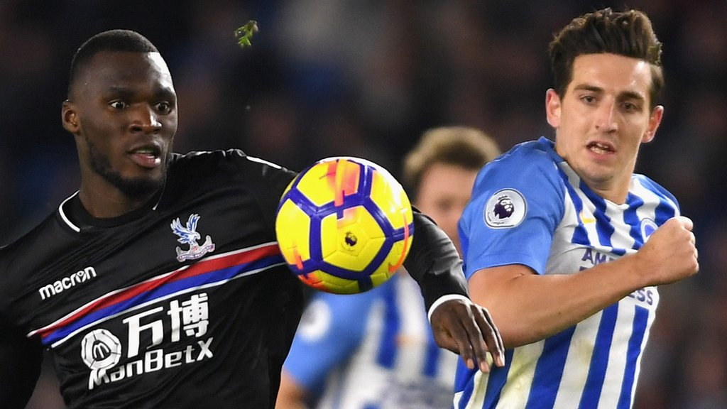 Brighton v Palace FA Cup tie will be first to use VAR technology