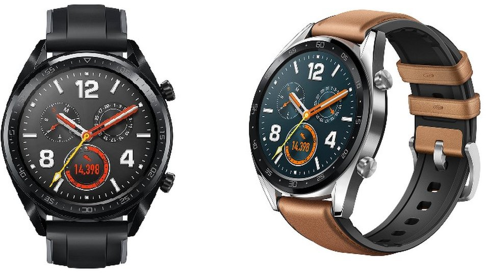 Huawei's Watch GT has no time for Android's Wear OS