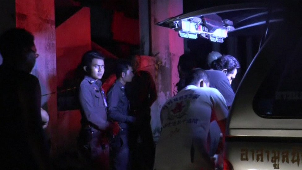 泰國男子吊死女兒再自盡 臉書直播駭人過程