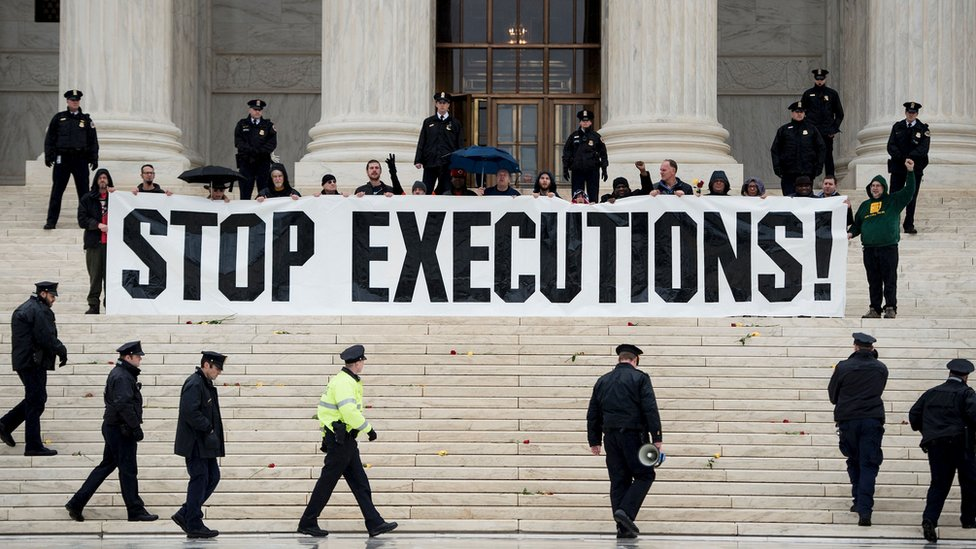 The countries that still execute convicts