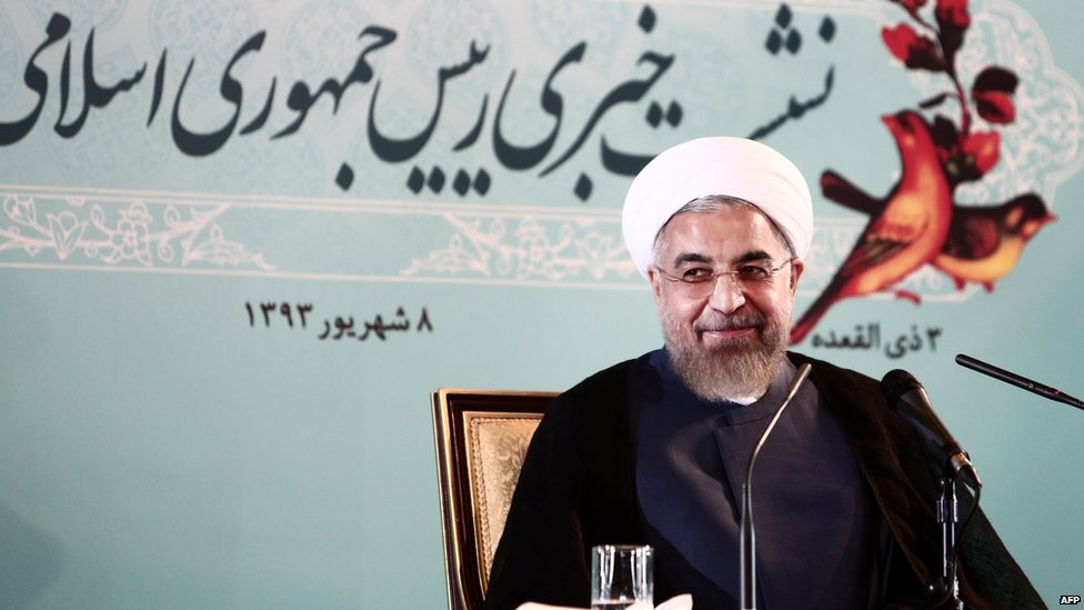 Hassan Rouhani (30/08/14)