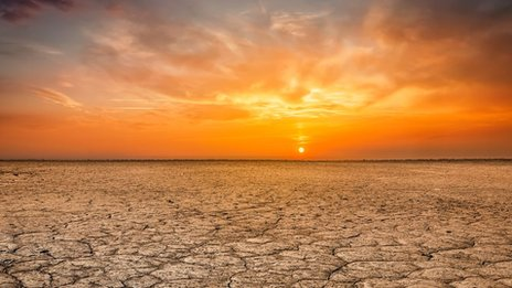 Climate change: Last four years are 'world's hottest'