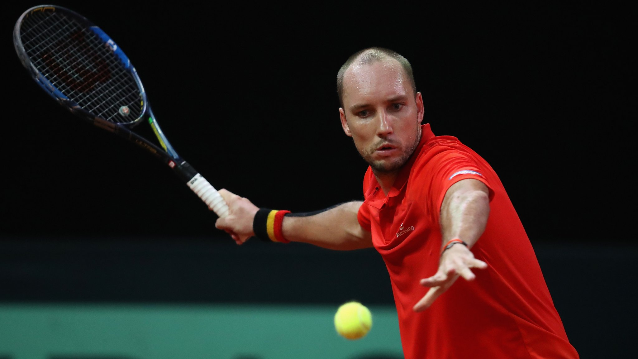 France to host Belgium in Davis Cup final