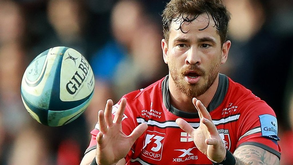 Danny Cipriani: Gloucester fly-half wins Premiership Player of the Season award