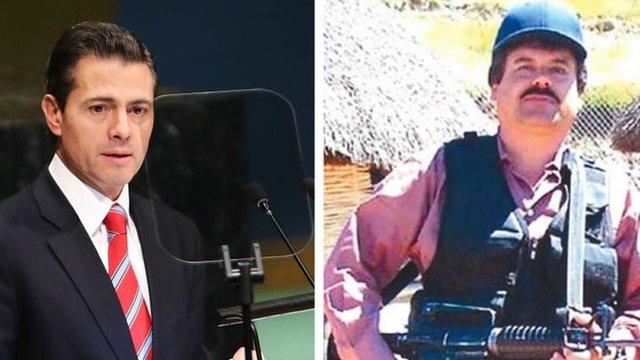 """Juicio a """"El Chapo"""" Guzmán: el narco que aseguró que el expresidente m ..."""