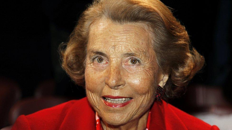 Умерла богатейшая женщина в мире Лилиан Бетанкур