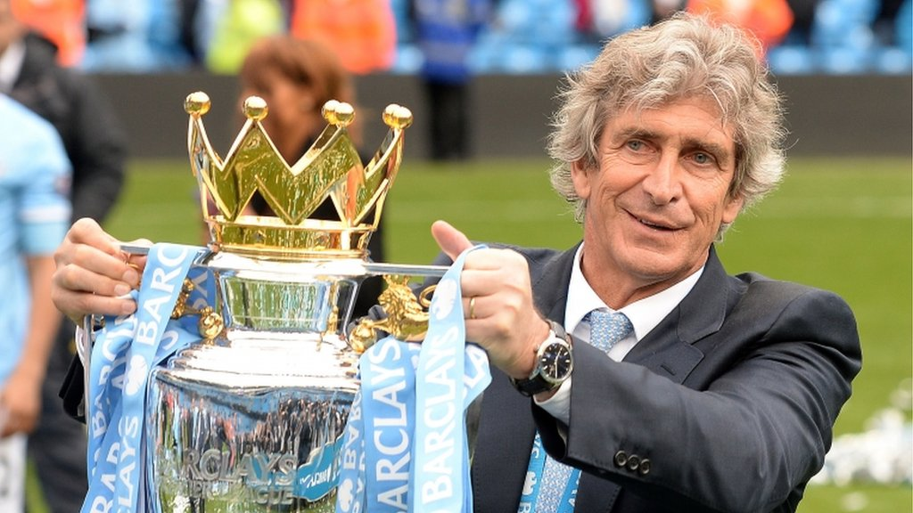 Manuel Pellegrini: Ex-Manchester City manager joins Hebei China Fortune