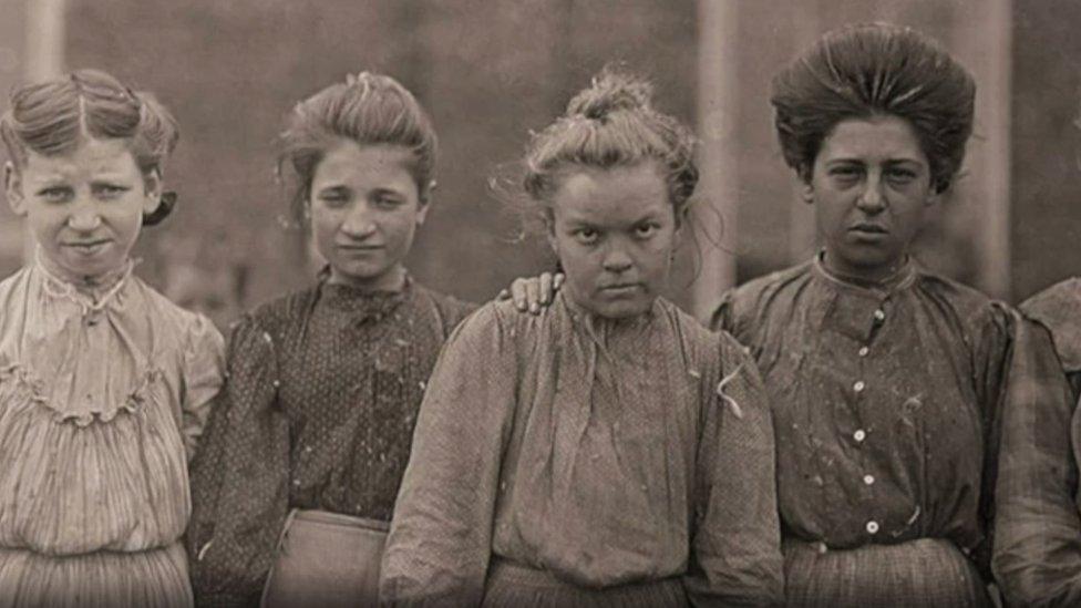 (Foto: Lewis Hines / Cortesía del Archivo Nacional de Estados Unidos)