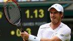 VIDEO: Murray breezes into round three