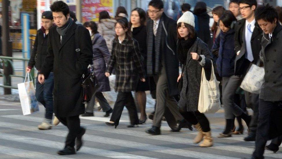 Asia es hogar de dos de las tres economías más grandes del mundo, China y Japón