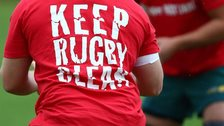 Keep Rugby Clean Day