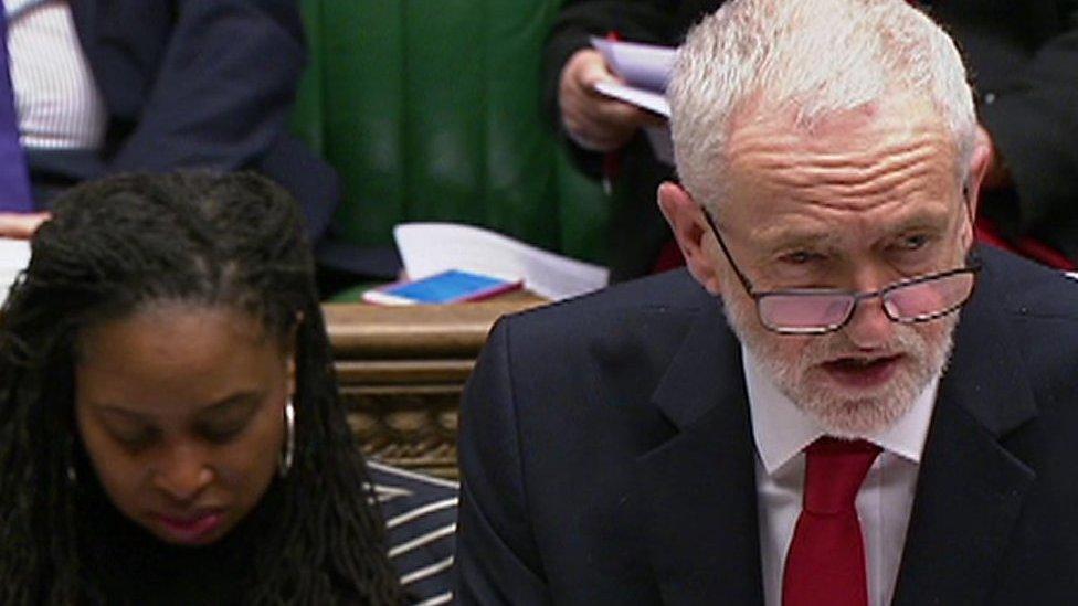 Brexit: Jeremy Corbyn on Theresa May's EU negotiations