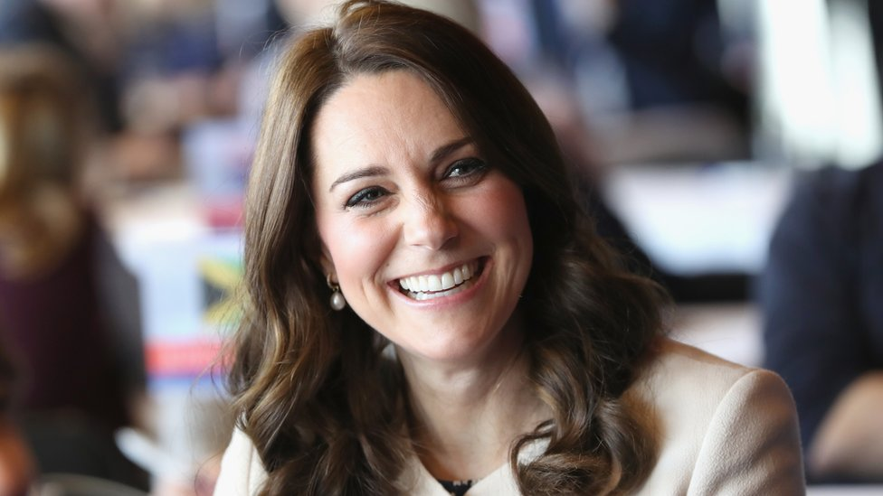 Duchess carries out last duties before maternity leave