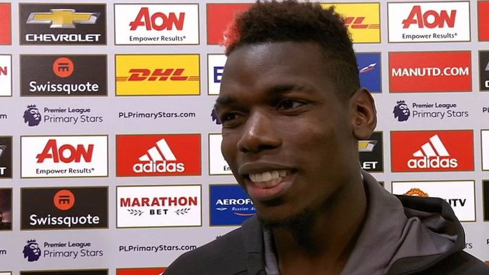 Paul Pogba: 'If I didn't believe we could win, I would stop playing football'