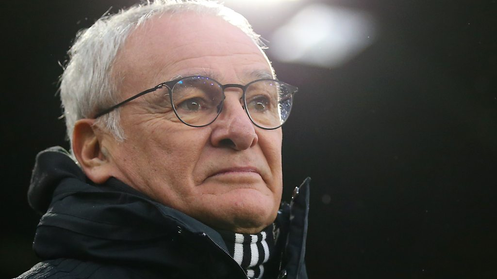 Burnley 2-1 Fulham: Claudio Ranieri urges players to 'never give up'