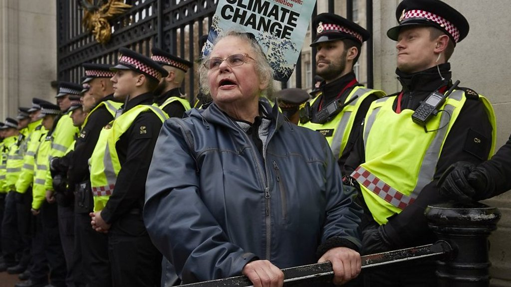 Extinction Rebellion: The story behind the activist group