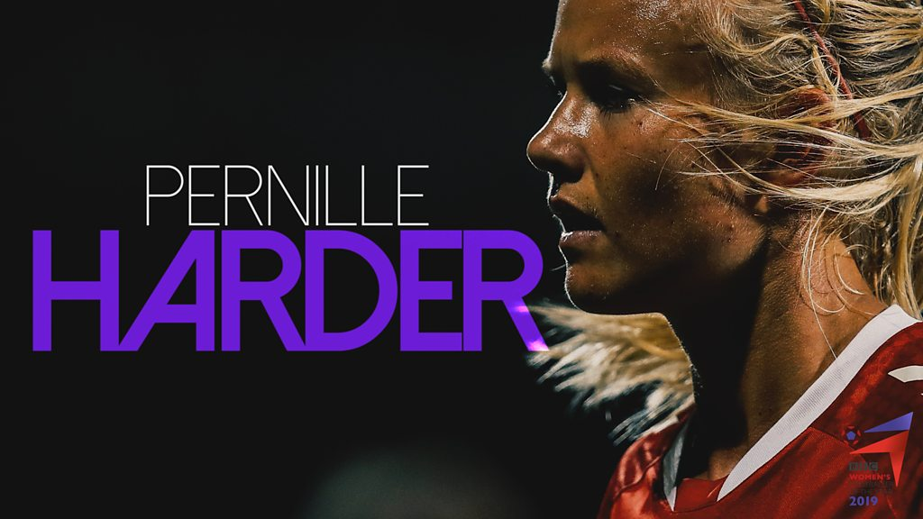 BBC Women's Footballer of the Year 2019 contender Pernille Harder