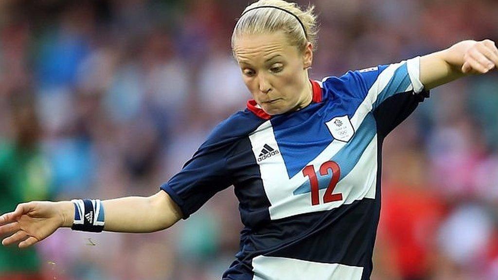 Scotland's Little wants GB women's team at 2020 Olympics