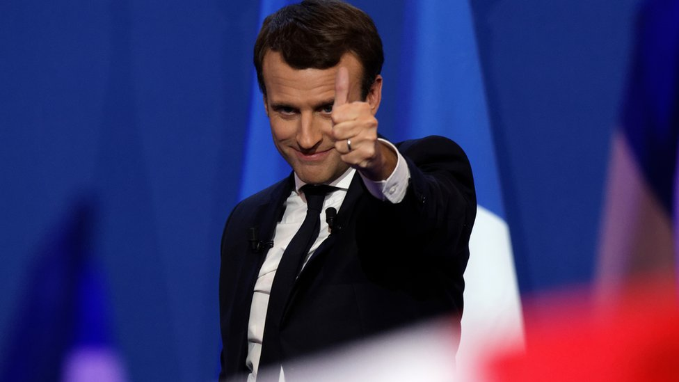 Fransa Nin En Genc Lideri Olacak Emmanuel Macron Kim Bbc News Turkce