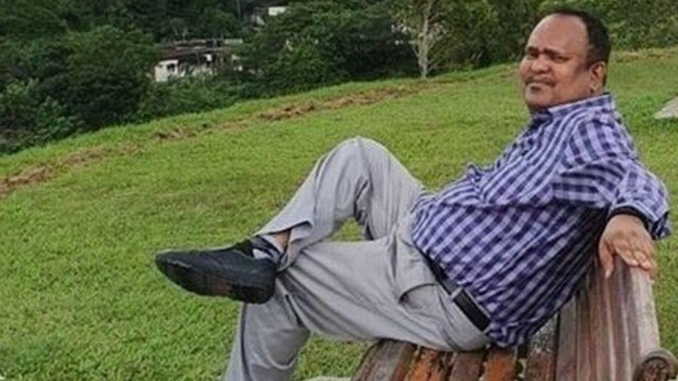 ''மருத்துவர் சைமன் உடலை தோண்டி புது இடத்தில் புதைக்க வாய்ப்பில்லை'' - BBC  News தமிழ்