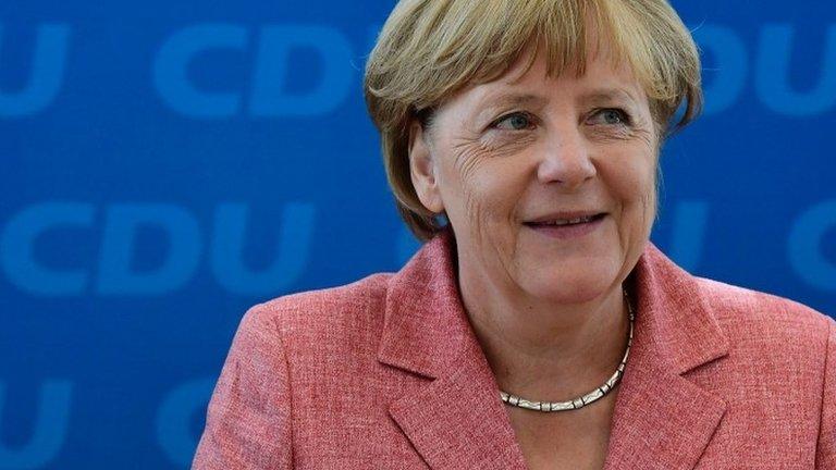 Angela Merkel, German Chancellor, to seek fourth term