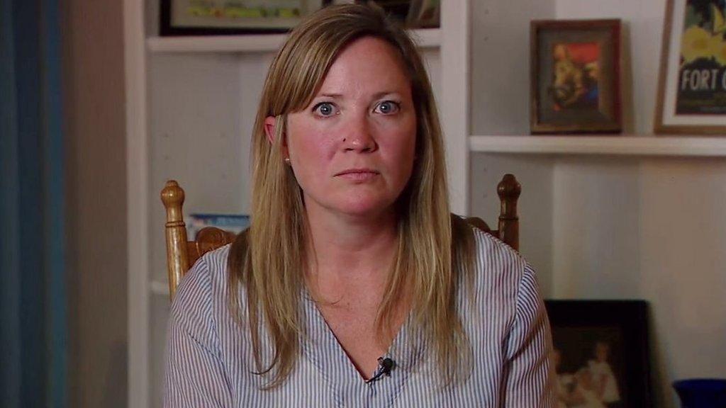 'How the Columbine school shooting changed my life'