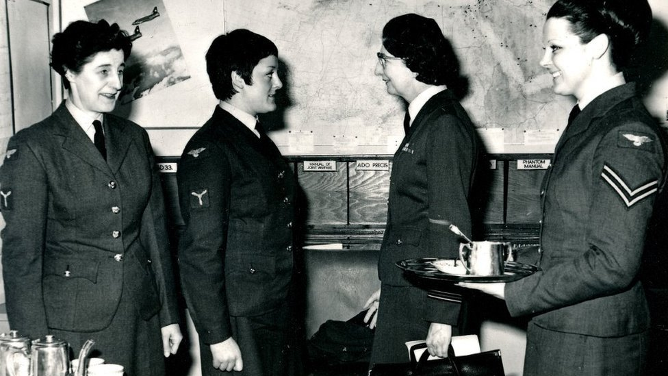 The British women who secretly served in the Cold War