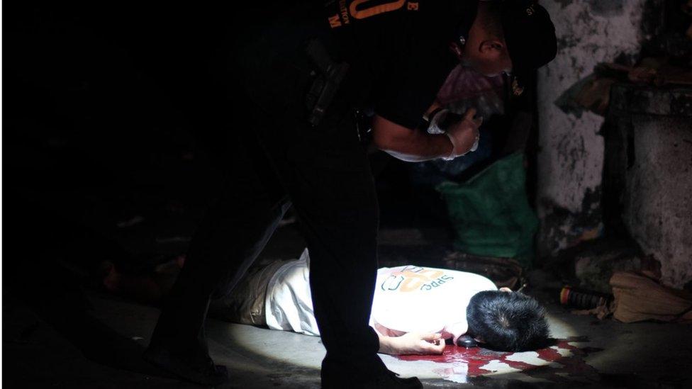 pembunuhan Filipina