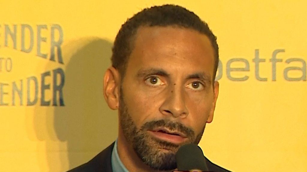 Boxing will give me something to focus on - Ferdinand
