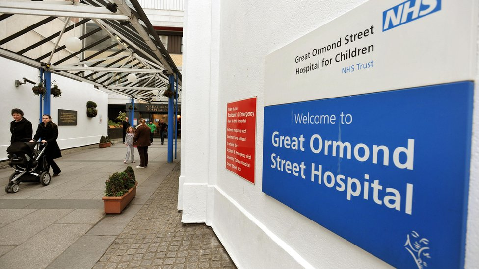 Great Ormond Street Hospital may keep scandal charity cash