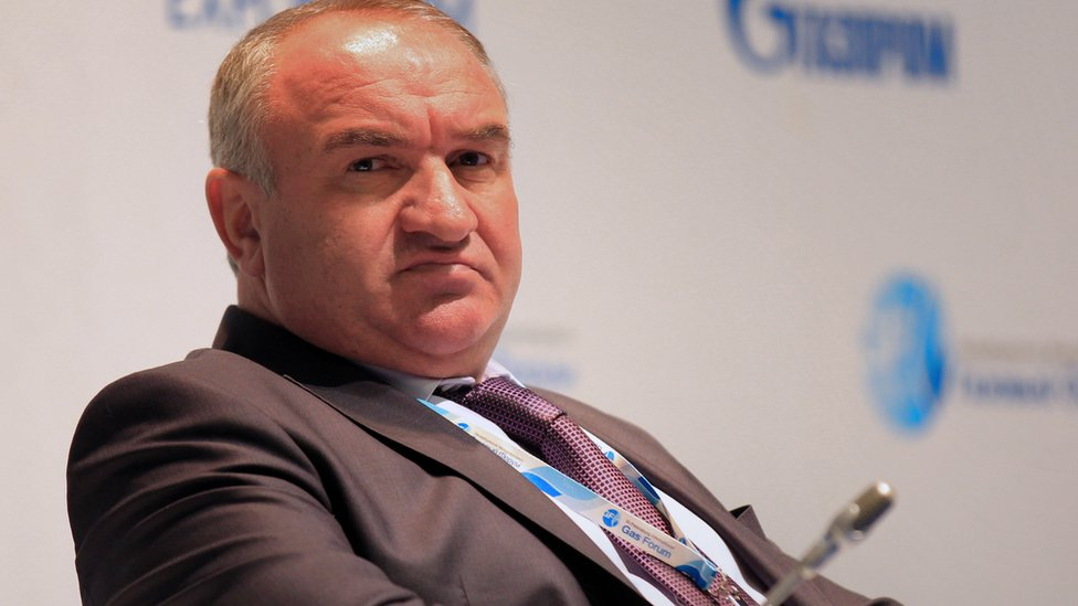 """Отца сенатора Арашукова арестовали по делу о хищениях у """"Газпрома"""" photo"""