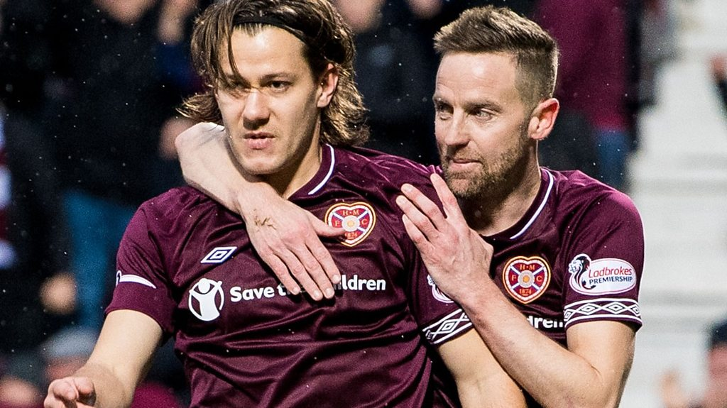 Highlights: Heart of Midlothian 1-0 Motherwell