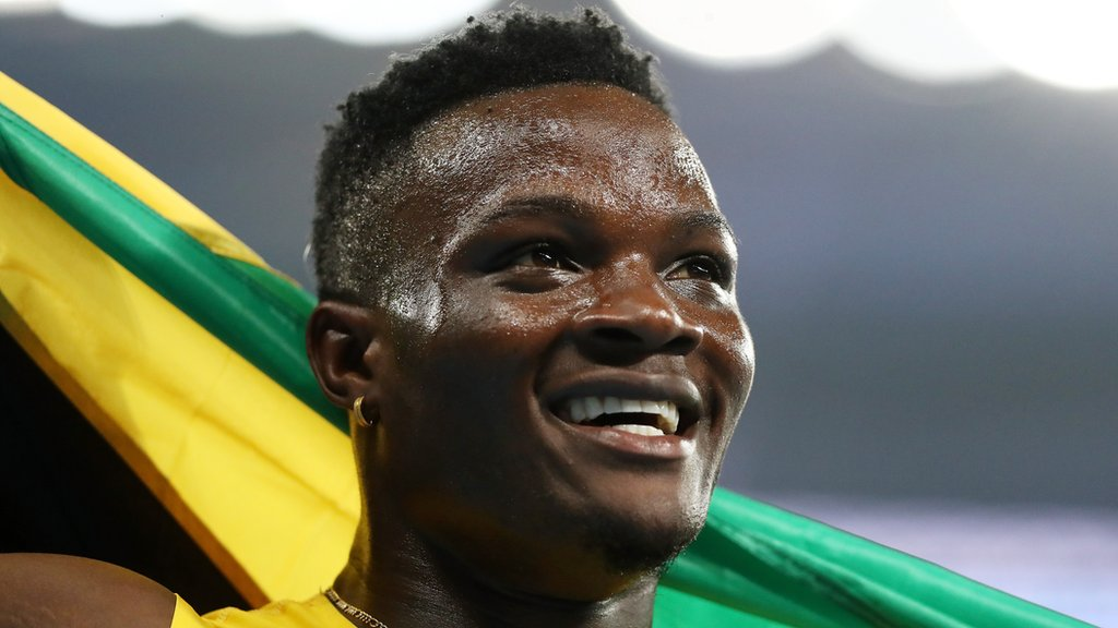 I'm going after hurdles world record - McLeod