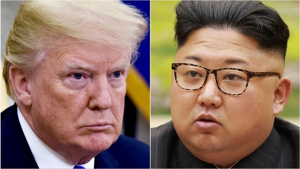 Trump cancels Kim summit amid North Korea 'hostility'