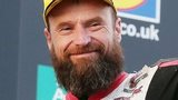 Bruce Anstey won the Superbike race at the Dundrod 150