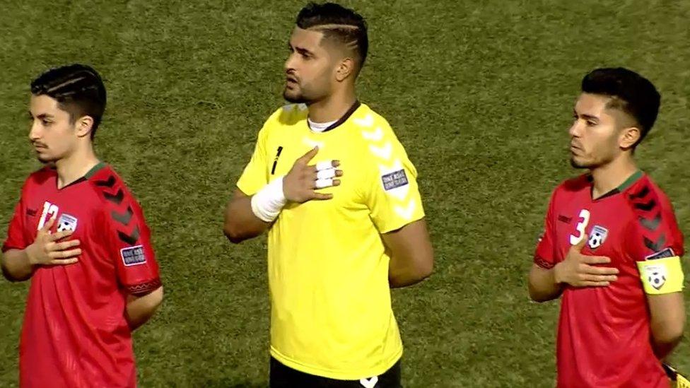 تساوی افغانستان و ویتنام در مقدماتی جام ملتهای آسیا