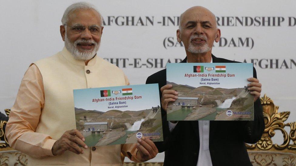 'افغانستان میں انڈیا کی دلچسپی سے پاک افغان تعلقات متاثر نہیں'