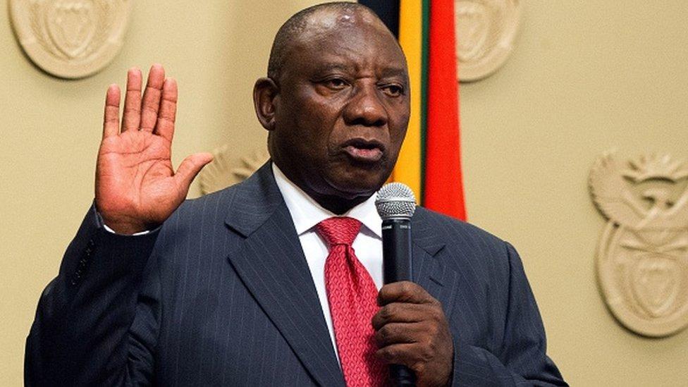 Un nouveau scandale ébranle la classe politique en Afrique du Sud